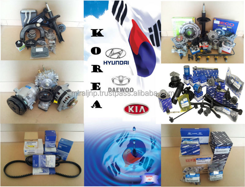 Korean Auto Parts - Buy Korean Auto Part,Korean Automotive,Korean Auto  Parts Product on Alibaba com