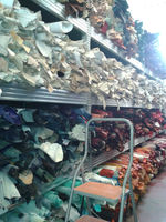 leather stock lot for Shoe&handbag