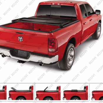 4x4 Dodge Ram 1500 Vynle Soft Tri Fold Pickup Deck Bed Tonneau Cover Accessories View Dodge Ram 1500 Bed Cover Kouvi Product Details From Wenzhou Kouvi Hardware Products Co Ltd On Alibaba Com