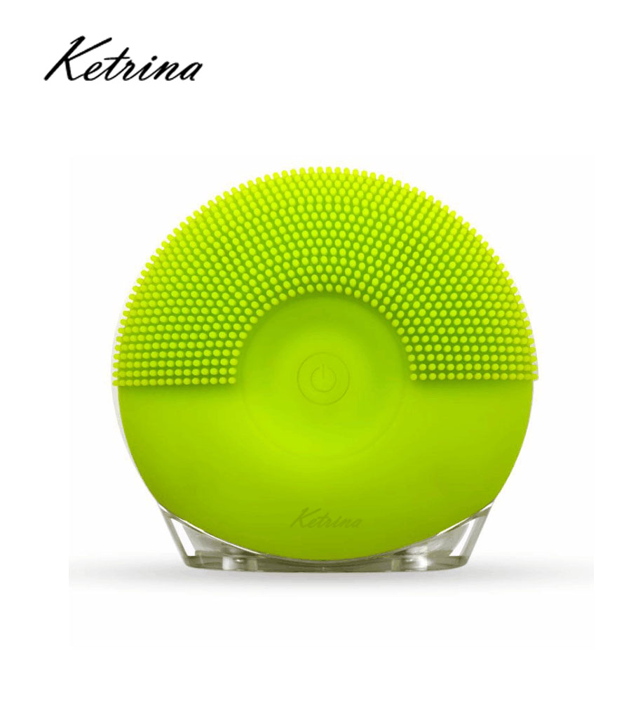 Newest gift for woman facial cleansing brush CE approval facial cleansing brush