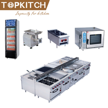 Long Life Time Good Quality Heavy Duty CE Certificate Used Commercial Kitchen Equipment