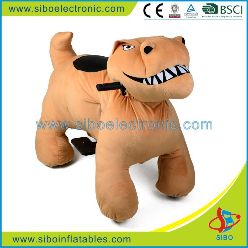 GM59 Small Machine Big Profits jouets en peluche en peluche à pied