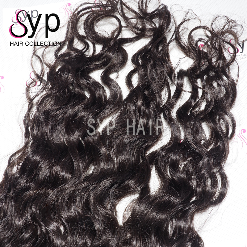Cheap Indian Human Hair, Top Silk Base Closure Freestyle Parting, Silk Lace Closure 4x4