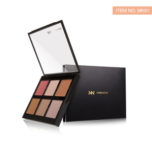 Menow MK01 Multi-Functional Cosmetic Palette Eyes Face Makeup Kit