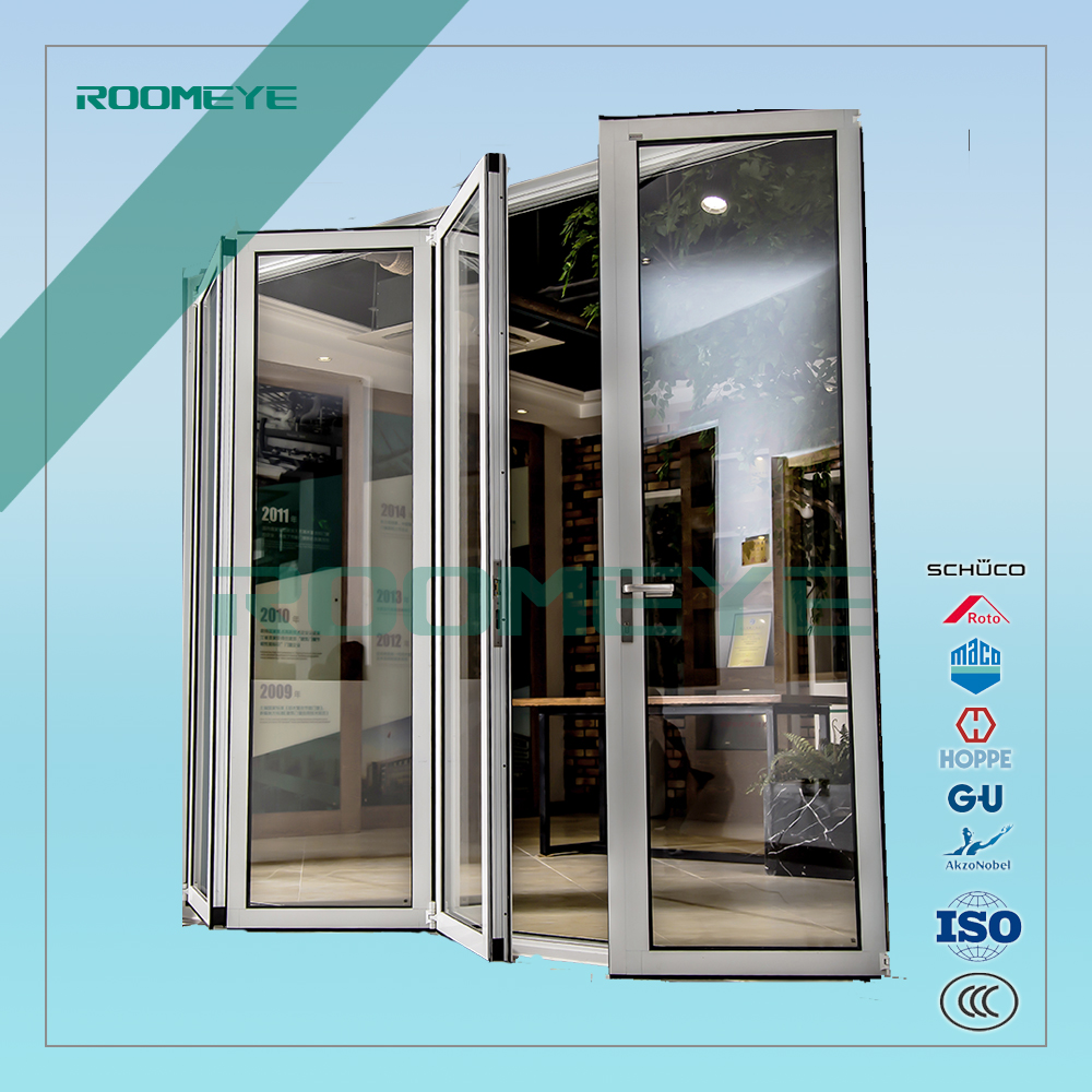 Aluminium doors prices doors prices aluminium veranda for Folding patio doors lowes