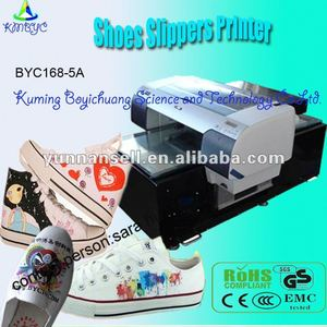 CE approved inkjet EVA flip flops printer