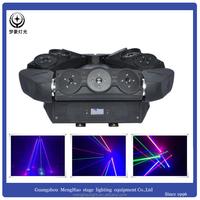 Led disco light 9 bird head laser stage beam light moving head light