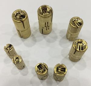 Solid brass cylinder hinge barrel hinge 180 degree concealed hinge