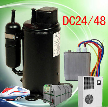 Hot Selling Compressor 48v For Cooling Solar Powered Air