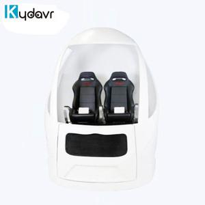 2018 popular guangzhou virtual reality 9d egg vr pod 9d cinema egg shaped  chair