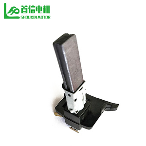 Vacuum Cleaner Spare Parts Motor Carbon Brush&Holders