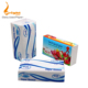 Promotional Fine Virgin Pulp Square Coloured Bulk-pack Scented Bamboo Ultra Soft pack Facial tissues