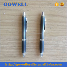 uni ball gel plastic ball point pen for promotion advertising