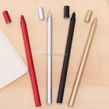 Wanrun Signature Pen Gold Silver Office Stationery Gift Ball Point Pen