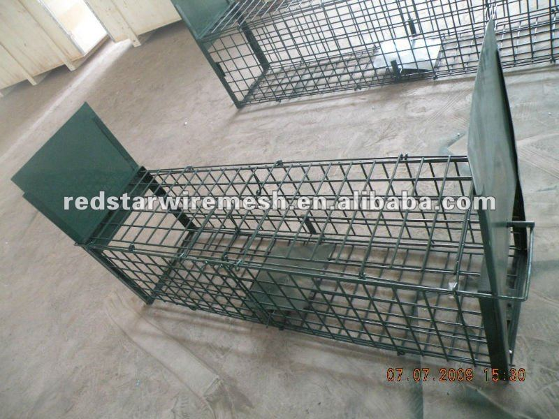 Live Animal Wire Trap Cage ( Mouse,Rabbit,Squirrel,Fox,Raccoon ...
