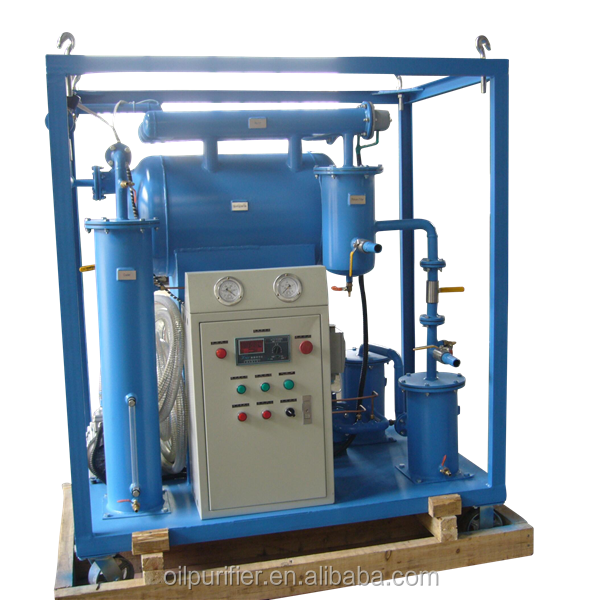 16 Years Rich Experience Zhongneng ZY Single Stage Multi Functions Transformer Oil Purification Plant