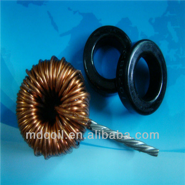 Coil bobbins/Ferrite core toroidal for inductor rohs OEM