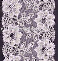 knit raschel nylon lace