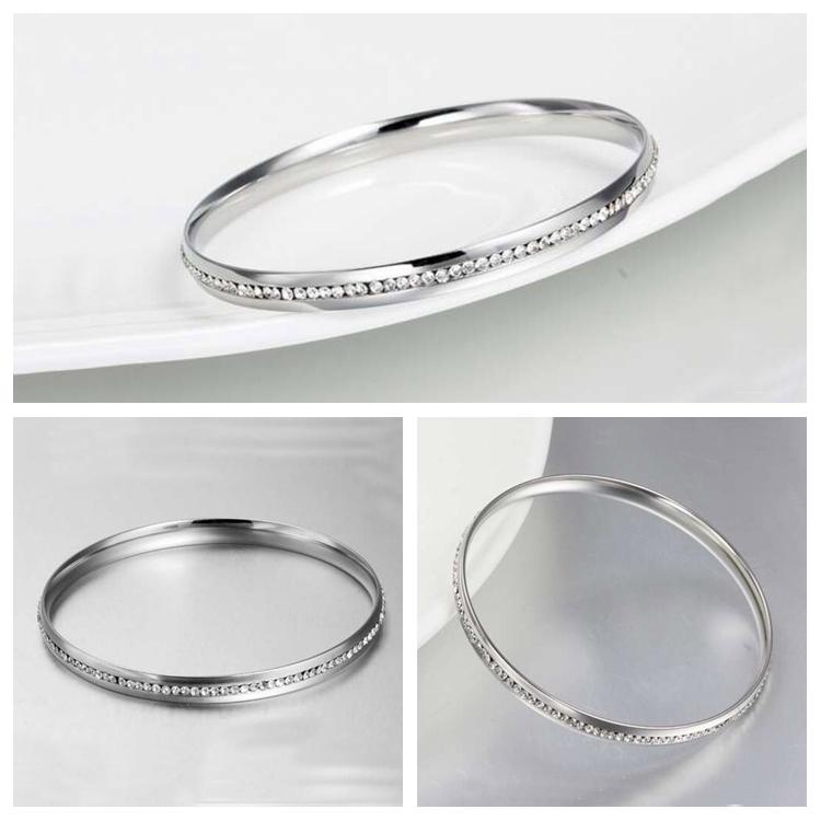 Fake Diamond Bracelets Making Silver Bangles Bracelets For Small