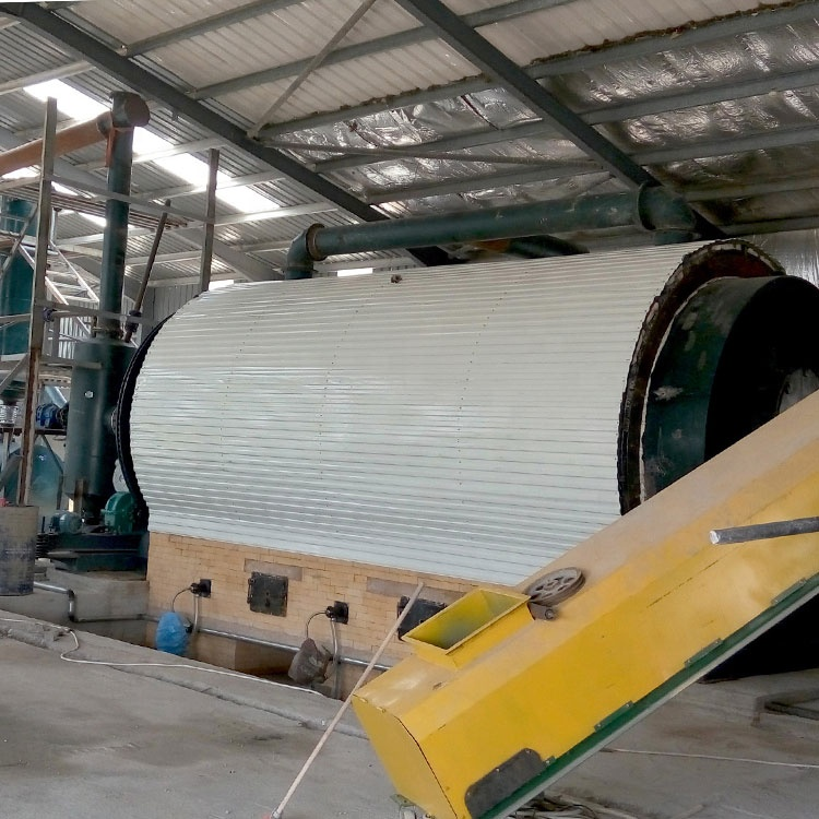 Beston Blj-16 20t/d Environmental Waste Tyre Recycling Machine Pyrolysis  Plant Cost For Sale - Buy Waste Tire Recycling Machine,Tire Pyrolysis