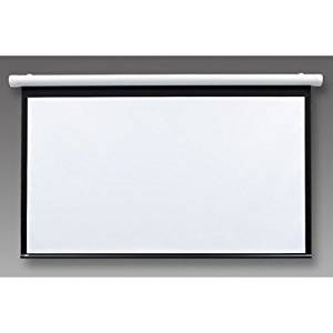 "Salara/Series M with AutoReturn Projection Screen Surface Finish: Radiant, Size/Format: 94"", 16:10 Format"
