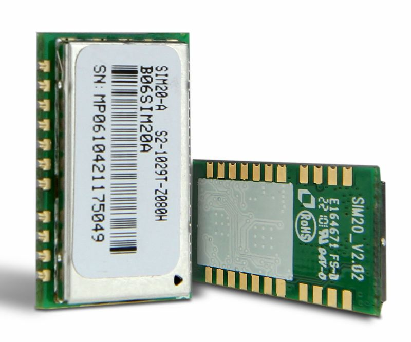 New Original in Stock Short range rf module Simcom SIM20