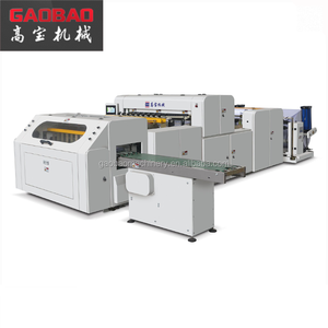 Full Automatic Jumbo Roll A4 Copy Paper Cutting Machine With Manufacturer Price