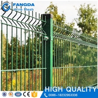 alibaba express china oem factory Super Cheap design ornamental wire fence