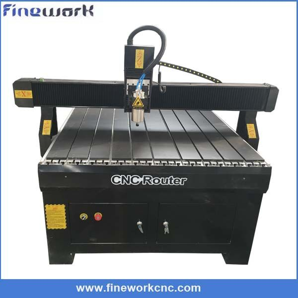 Best selling FINEWORK automatic tool change cnc router with promotion
