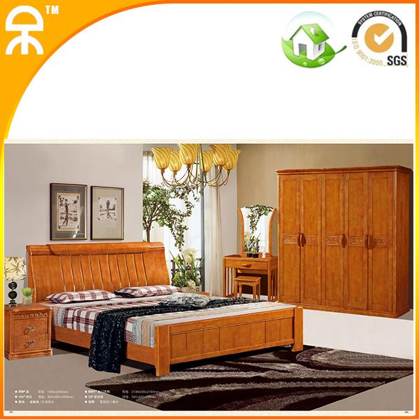 Oak Express Bedroom Furniture: Aliexpress.com : Buy (1 Bed +2 Night Stand +2 Door Wardobe