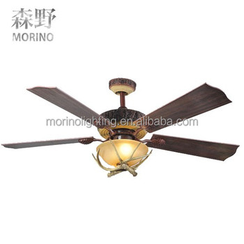 Vintage decorative home led weight ceiling fan light with remote vintage decorative home led weight ceiling fan light with remote aloadofball Images