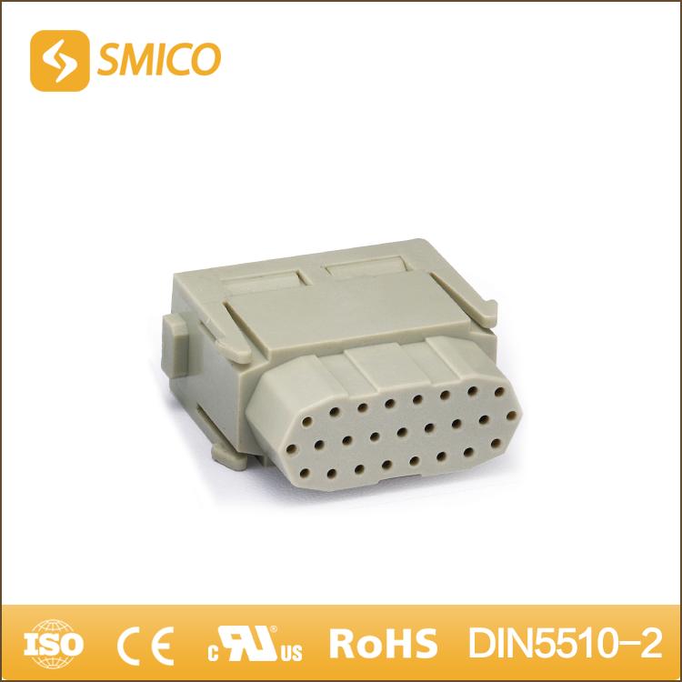 20 pin 25pin the connector heavy duty type HMDS-025-MC,HMDS-025-FC