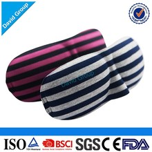 custom airline relaxing 3d sleep eye mask with printing