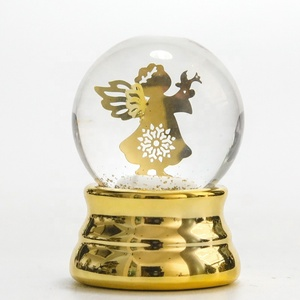 Popular in the market mini snow globe souvenir