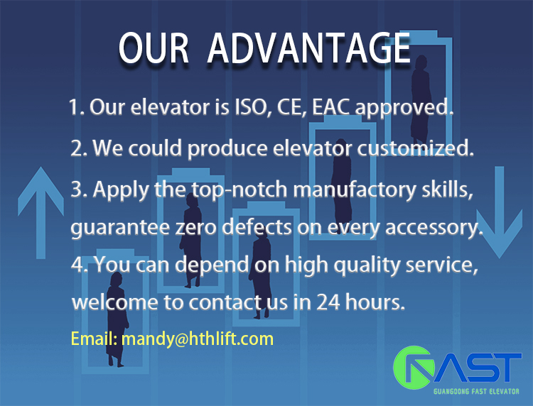 Fast Small Home Elevators For Using With Good Price
