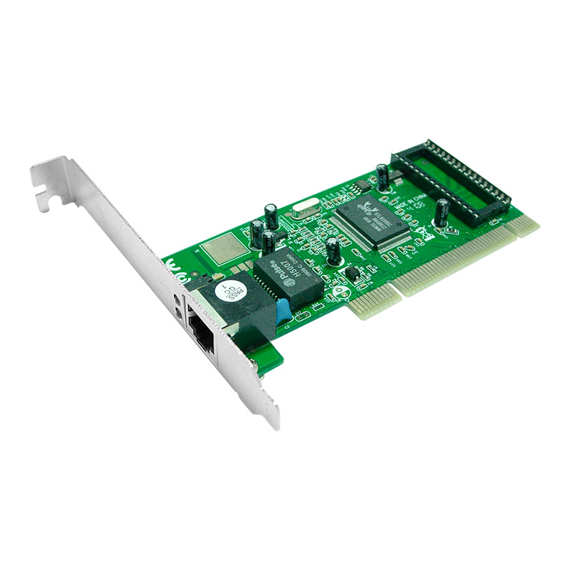 PCI Gigabit Ethernet Network Interface Card (RTL8169) 1000M Realtek RTL8169 chipset RJ45 PCI ethernet lan network card