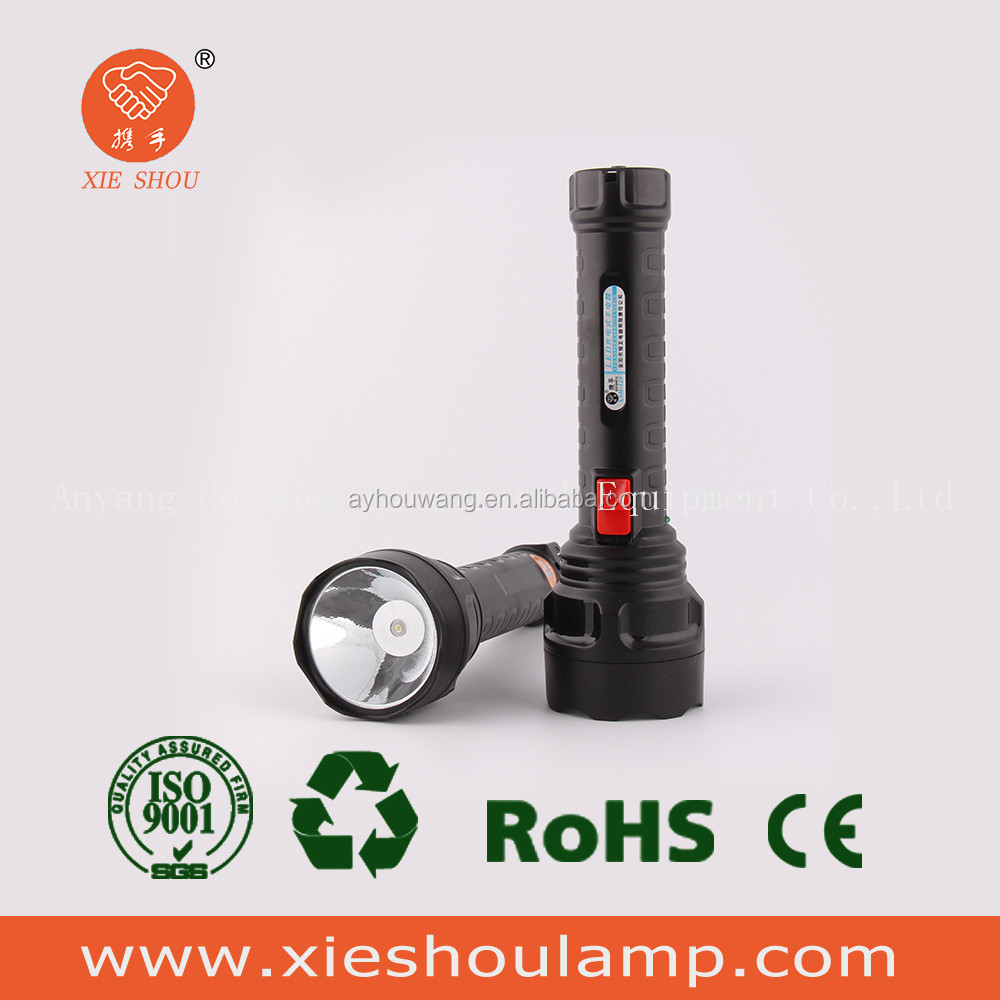 800mah High Powder3W Torch Light Rechargeable Battery Torchlight
