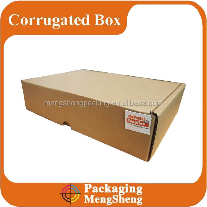 Wholesale Custom Printed Corrugated Cardboard Recycle Paper Box Manufacturer
