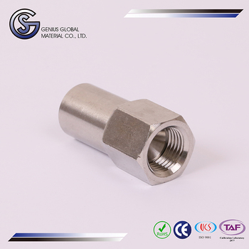 GS-G01 Hose End Fittings Teflon Female Joint screw pisco pneumatic hydraulic pipe fitting & Gs-g01 Hose End Fittings Teflon Female Joint Screw Pisco Pneumatic ...