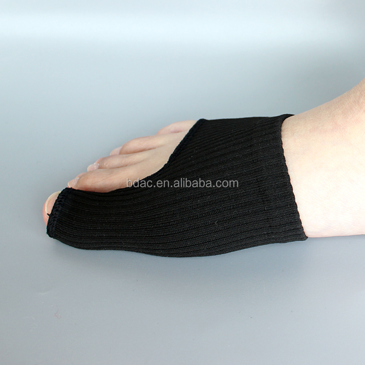 china supplier big toe spreader bunion fasciitis hallux valgus corrector Sleeve