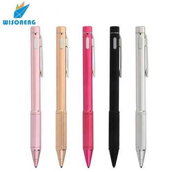 Precision Active capacitive touchscreen stylus for smartphone and tablet