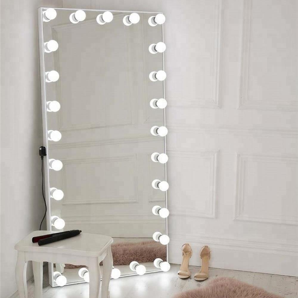 Luxurious Frameless Full Length Vanity