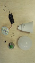 Manufacturer directly sell led bulb raw material assemble bulb skd bulb