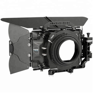 Tilta MB-T06 6x6 carbon fiber lens video DSLR camera matte box for Arri Lens FS700 FS7