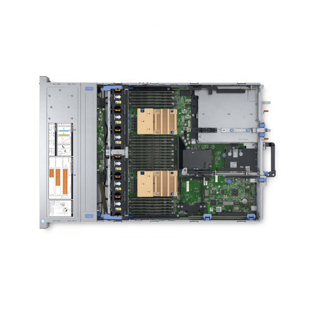 Brand NEW CPU Cooling Heatsink 5JW7M FOR DELL PowerEdge R720XD R720 US Seller