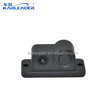 No Hole Car Parking Sensor And Car Reverse Camera 2 In 1 Car ...