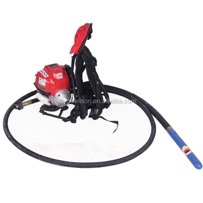 GX35 Gasoline Backpack Concrete Vibrator