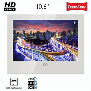 "10.6"" Magic Mirror Bathroom ip66 Waterproof Mini LED TV(B2C)"