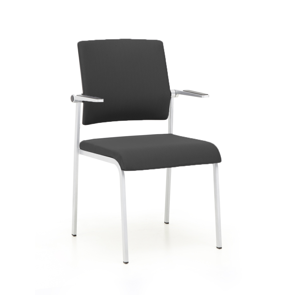 New design mesh fabric stackable conference training chair