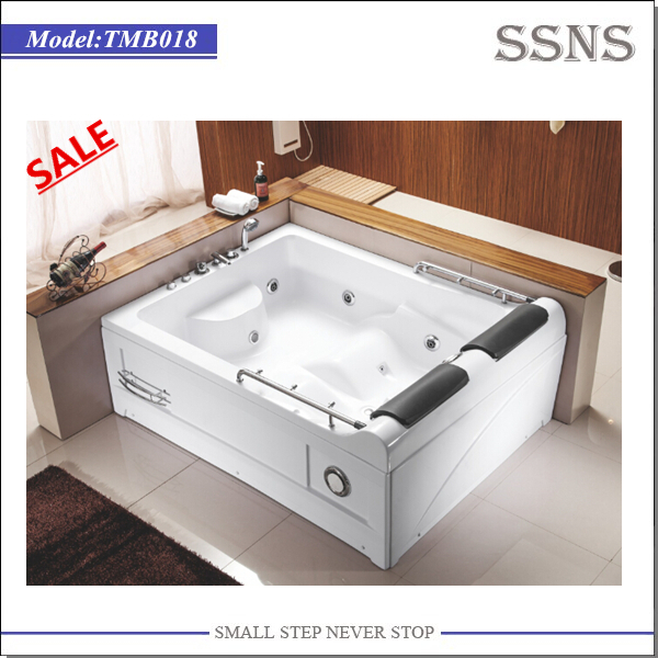 2 person Hot tub with strong massage jets big size japan tub